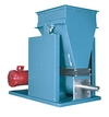 Dissimilar Speed Double Concentric Auger Feeder with Flow Inducing Hopper - Model 120